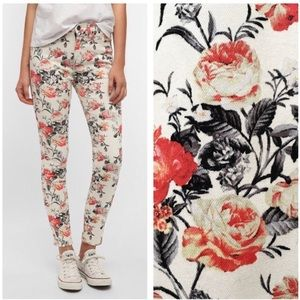 Floral BDG Twig High Rise Jeans